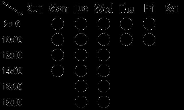 Site-Schedule